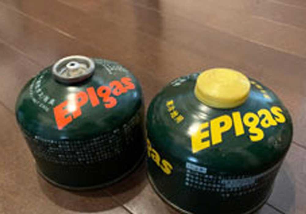カセットガスボンベ(OD缶)