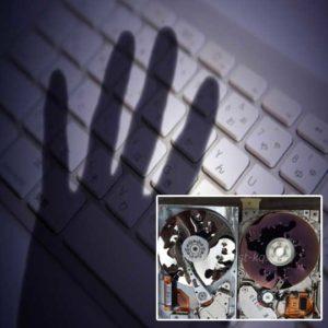 ハードディスクの個人情報対策