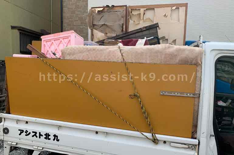 北九州市で襖(ふすま)や障子(しょうじ)などの建具の処分業者