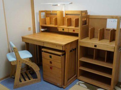 学習机などの大型ごみ