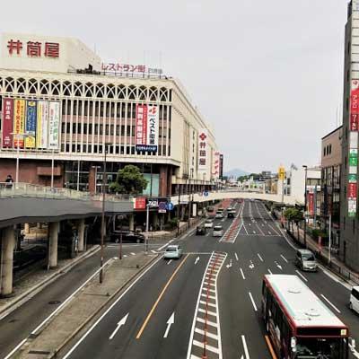 八幡西区JR黒崎駅前